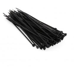 Attaches Plastique Noir