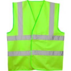 Veste de Sécurité Verte