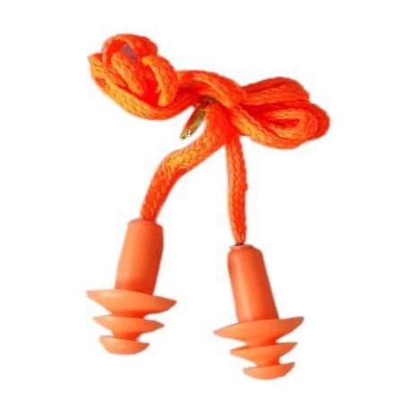 Bouchon d'oreille orange