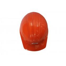 Casque de Protection Orange