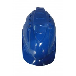 Casque de Protection Ventilé Bleu