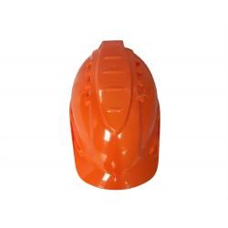 Casque de Protection Ventilé Orange